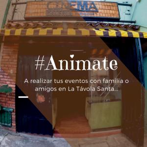 eventos, familia, amigos, diversión, buenos momentos, Bogotá, Colombia, La Távola Santa